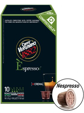 Caffe Vergnano Espresso Lungo Capsule