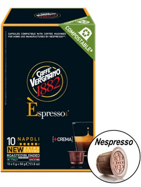 Caffe Vergnano Espresso Napoli Capsule