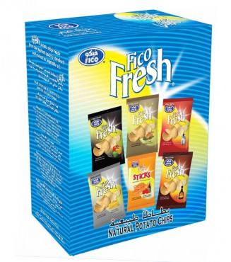 FICO FRESH ASSORTED 27GM