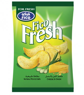 Fico Fresh - Cheese & Onion