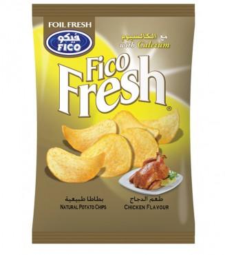 Fico Fresh Chicken 80Gm.