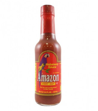 AMAZON HOT SAUCE HABENARO 98ML