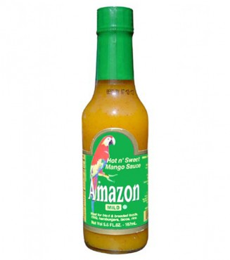 AMAZON HOT SAUCE HOT & SWEET 98ML